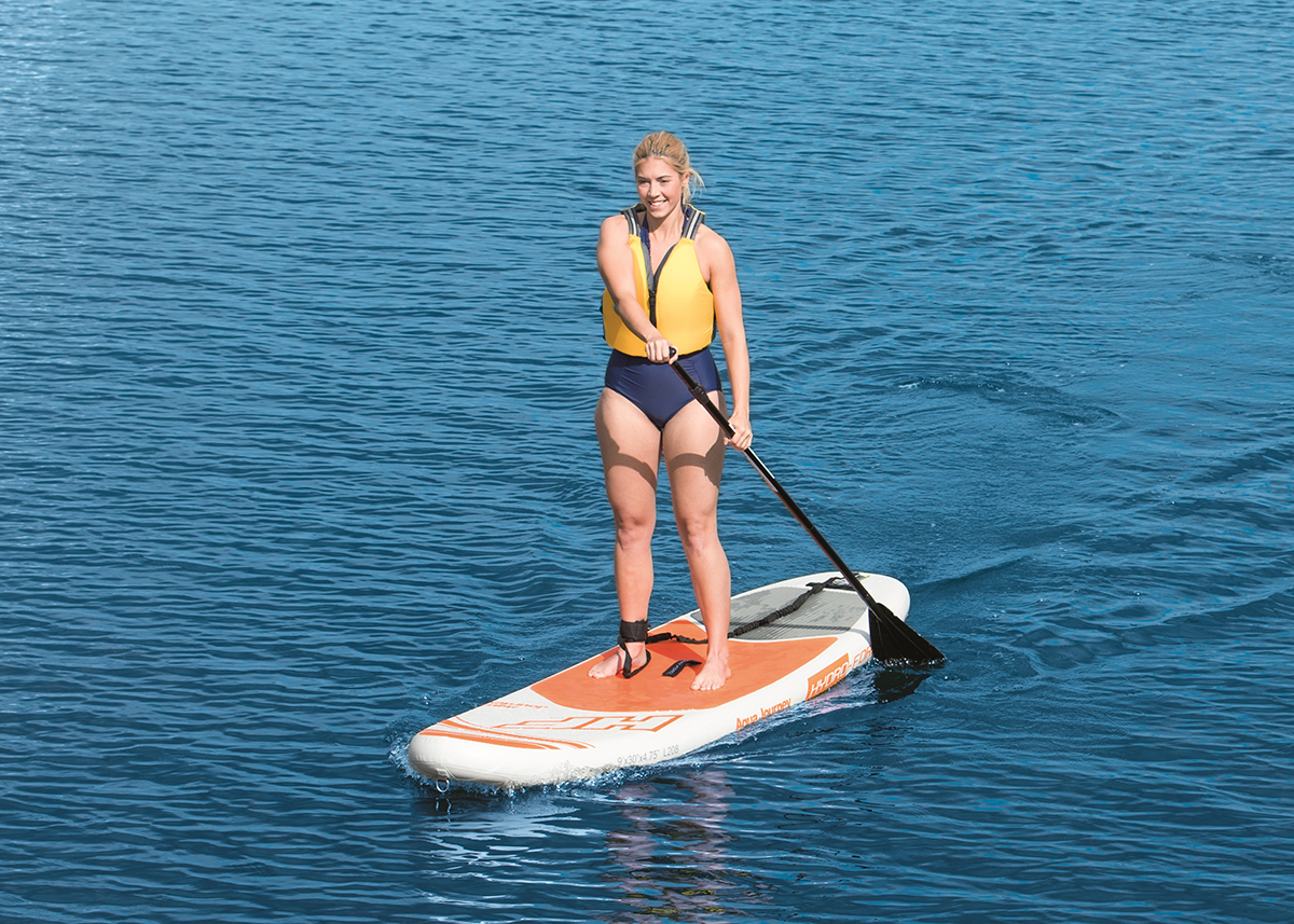 Hydro-Force sup - Aqua Journey állva evezős deszka